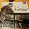 おっさん、ラヴェルのCDボックスを購入する