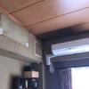 和室のエアコンが新しくなりました