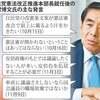 下村博文氏の「職場放棄」発言は間違ってはいない。
