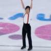 鍵山優真くん、ユースで金メダル。そして先輩スケーターを語る。