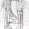 デジ絵頑張ろう。マシュマロ絵②、お花見絵の進捗③【イラスト】