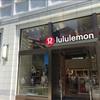 ルルレモン【LULU】 六本木店に行ってきました♪