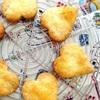 自家製ほうじ茶で塩味パイクッキー