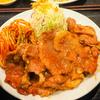 松本のしょうが焼き専門店「豚さん食堂」に行ってみた