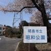 多摩川桜百景 -69. 昭和公園-
