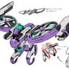 【遊戯王】《マシンナーズ・エアレイダー》のイラスト設定が公式海外ツイッターにて紹介!