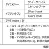 POG2020-2021ドラフト対策 No.114 トゥルーアート