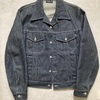 デニム日記/agnes b. HOMME denim jacket