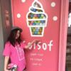 店長がイケメンの原宿・竹下通りのcoisof(コイソフ)は可愛い店と可愛いソフトクリームがインスタ映えだぞっ! #coisof
