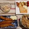 2018/07/17の夕食