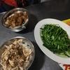 台湾グルメ・食べ物情報@寧夏観光夜市(葱油餅、方家鶏肉飯ほか)