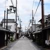 電車で丹波篠山に行った