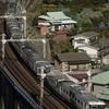 貨物列車がこなかった年末の玉川橋梁
