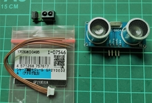 赤外線センサーと超音波センサ-で距離をはかってみた。Arduinoで性能比較