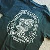 ハーレーダビッドソンのTシャツ買ってみた!