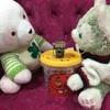 アイスコーヒーマスコット〜☆*:.。. o(≧▽≦)o .。.:*☆