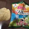 「ポテトチップス 能登のいしる味」食べてみた d(゚д゚*)