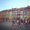 【ポーランド旅行⑭】絵本の中の街並み広がるポーランド最古の街「ポズナン」観光。中央広場のカラフルな街並みがフォトジェニックすぎる!