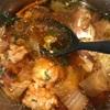 タイ風肉団子のスープのレシピ