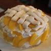 ケーキを焼く 『母の日』に先日のリベンジです。