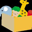 わたしのおもちゃ箱。