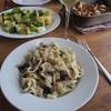 イタリア料理レシピ パスターアンチョビ、レーズンとアーモンドのパスタ