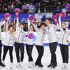 平昌五輪2018フィギュアスケートの日程と放送と日本代表