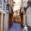 スペイン南部アンダルシア地方・カディスの街角がおしゃれ|