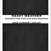 楽曲解説を追加しました:ジェス・ターナー テューバ協奏曲「ヘヴィー・ウェザー」