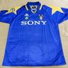 ユニフォーム その23 ユベントス 1995-1996シーズン アウェイ用 CL用 半袖 デルピエロ 復刻版