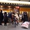素晴らしき赤身の寿司。京都駅「寿しのむさし」