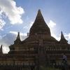 ミャンマー旅行記 2017 (3) バガン遺跡 1