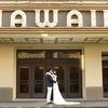 まるで映画女優。ハワイ・ダウンタウンのフォトウエディングで最高の花嫁に