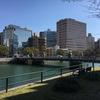 【広島・河川空間のオープン化】京橋川沿いのオープンカフェを紹介しよう。