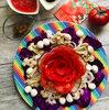 食卓が華やかに!ブナピーとトマトの彩りサラダ