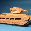 タミヤ 1/35 マチルダII歩兵戦車Mk.III/IV 聖グロリアーナ女学院仕様劇場版