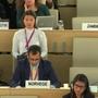 第40回人権理事会:高等弁務官の年次報告ならびに高等弁務官事務所および事務総長の報告に関する一般討論
