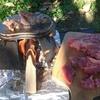 VARGOヘキサゴンウッドストーブとPATHFINDERキャンティーンセットで焚き火ランチしてきた