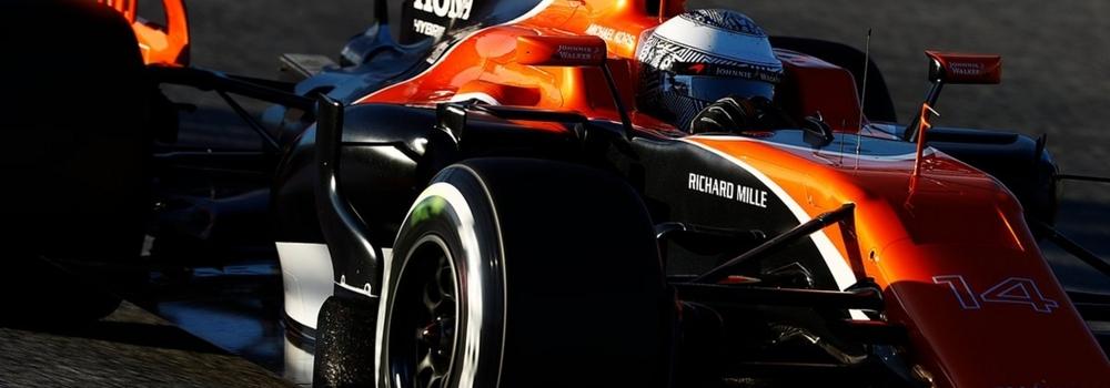 「2017」第1回F1バルセロナ合同テスト「3日目」
