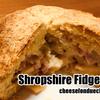 シュロップシャーフィジェットパイ Shropshire Fidget Pie【イギリス料理】