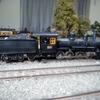 9040の牽引する旅客列車(2)