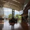 羽田空港は第2ターミナルの方が面白いと思った