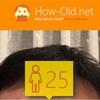 今日の顔年齢測定 107日目