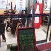 HTC特約商店DOSILAでビビンバを食す。