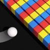 爽快!「Color Bump 3D」白いオブジェクトをクラッシュして進め