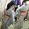 生徒さん~普段から着物を着て過ごしてみたいな~レッスン(^▽^)/