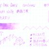 #0907 KINGDOM NOTE 新宿5景 歌舞伎町ネオン
