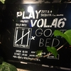 GOATBED, THE NOVEMBERS|La.mama 35th anniversary 『PLAY VOL.46』