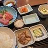 魚可津 魚可津定食(まぐろの刺身)