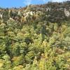 感動の紅葉と然別湖と白雲山 その1